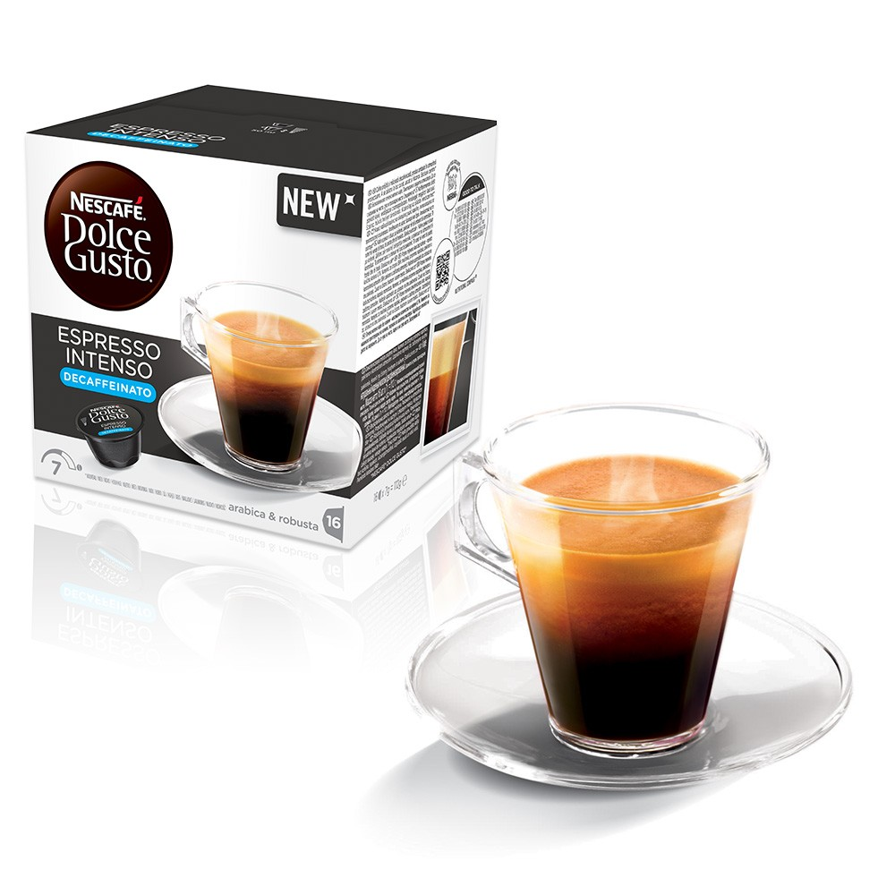 New Espresso Intenso Decaf